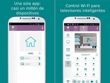 App para convertir tu telefono en un mando a distancia