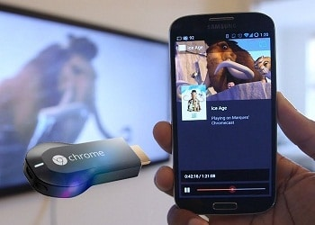 Google Cast en tu tablet y tv