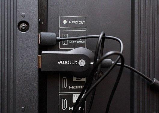 mando casero para Chromecast