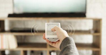 El nuevo mando a distancia de Sony Huis