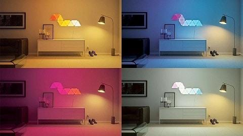 Nanoleaf Aurora para habitaciones
