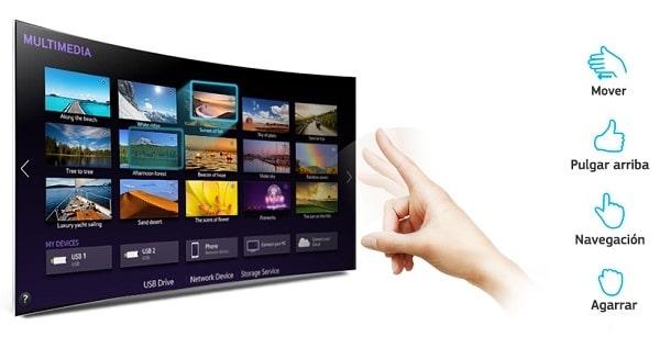 la nueva tecnología hacen que tus gestos sean un mando a distancia