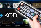 Control remoro a traves de Kodi