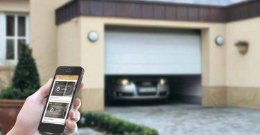 los nuevos mandos a distancia llamados Parkingdoor