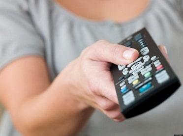 usos del mando a distancia