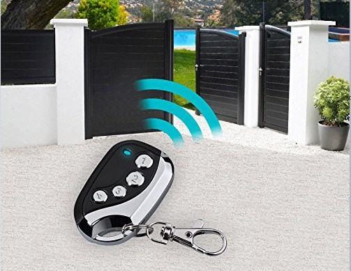 Az remote mando a distancia universal para apertura de - Mandos puerta garaje ...