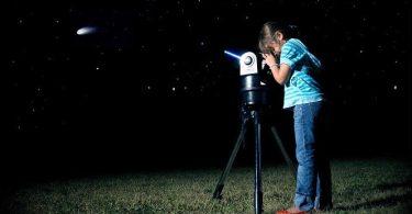 mando a distancia para telescopio y poder ver las estrellas