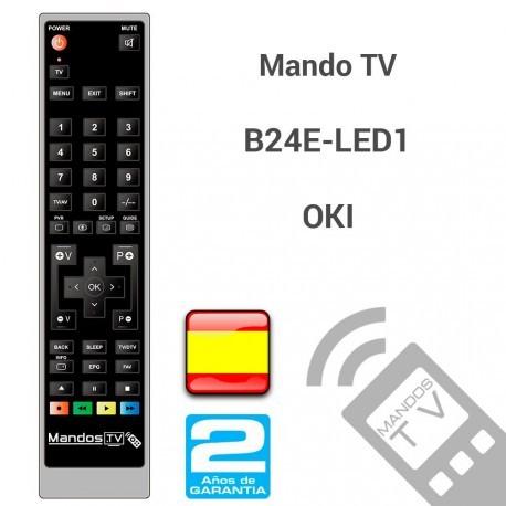 Mando distancia TV OKI