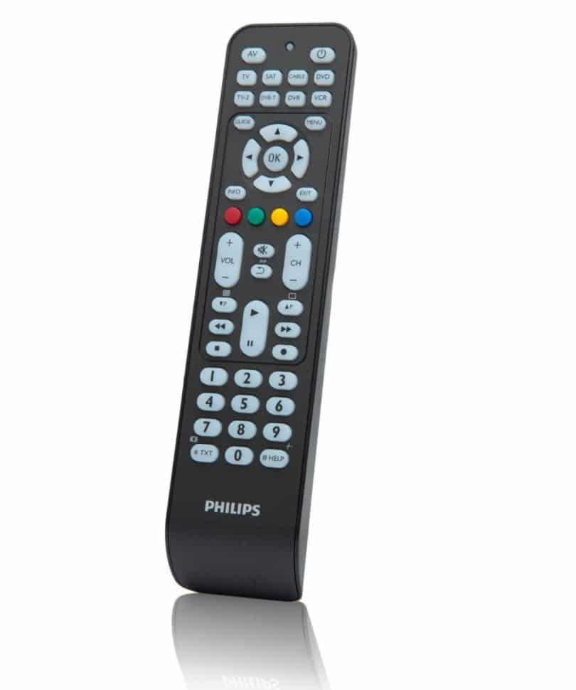 mando universal philips srp2008b
