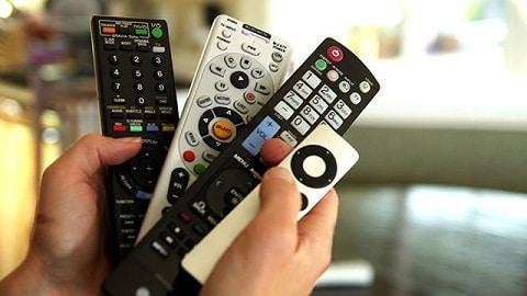distintos mandos a distancia
