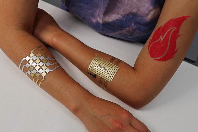 tatuajes que son mandos a distancia